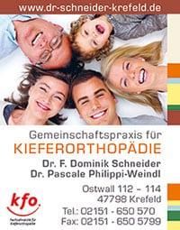 Fachzahnarzt für Kieferorthopädie in Krefeld