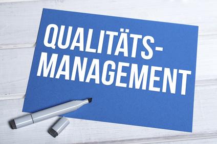 Qualitätsmanagement Tafel