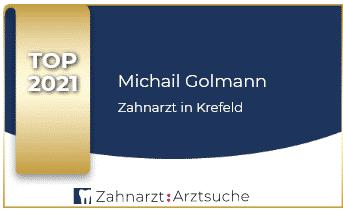 Zahnarzt Krefeld Michail Golmann